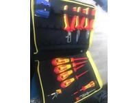 CK electrician tool set