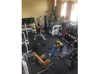 United Estates of Wythenshawe - Free Weight Gymnasium