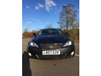 Lexus IS250 SE-L,automatic,full service history,4 new tyres