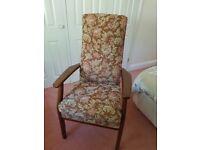 Parker Knoll Chair. Excellent Condition