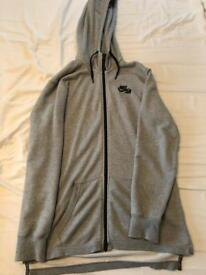 Nike Hooded Jacket Size
