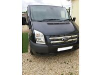 Immaculate 61 plate transit trend 115ps t260