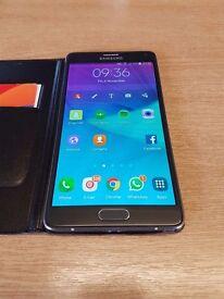 Samsung Galaxy Note 4 - Vodafone Almost perfect