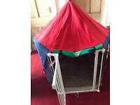 Babydan Playpen / fireguard / room divider