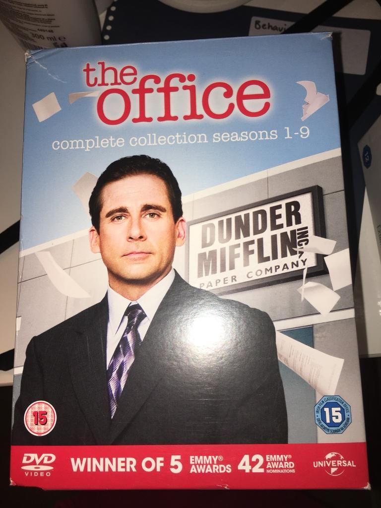 The Office Complete Box Set American