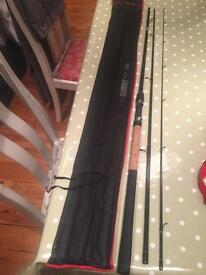 John Wilson 10 ft mirage 3 piece float rod