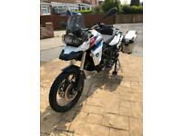 BMW f800 gs 2010 30th anniversary for sale  Dorchester, Dorset