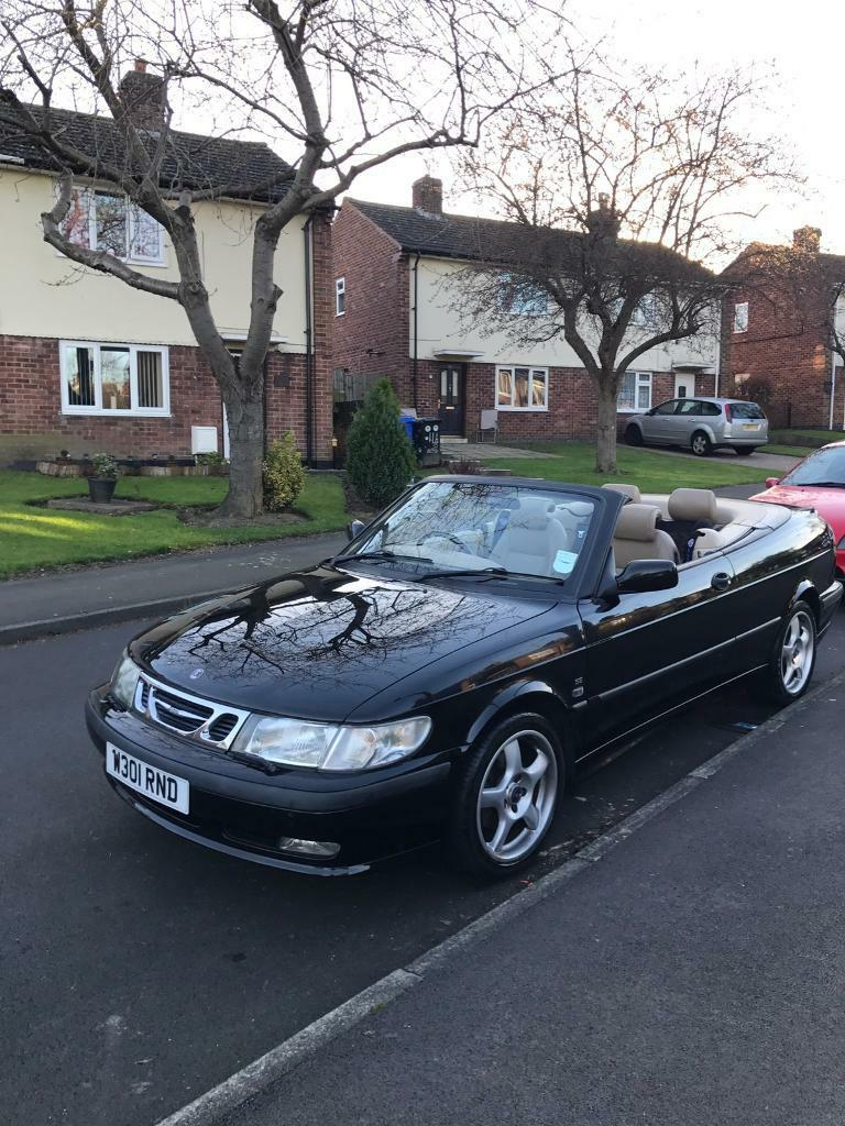 SAAB SCANIA 93 TURBO CONVERTIBLE SUMMERS COMING QUICK | in Beighton
