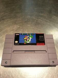 SNES - Super Mario World. (#3810)