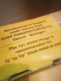 HINGES - SOSS 101 INVISIBLE HINGES