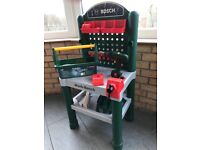 Toy Bosch Work Bench