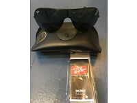 RayBan sunglasses in mint condition