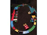 My first Thomas the tank engine collection