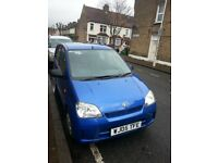 AUTOMATIC ULTRA LOW MILE 8K WITH FULL HISTORY 5 DOOR Daihatsu Charade-Like Micra,Corsa,yaris,Jazz