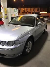 Rover 75 2002 79k miles and 12 month MOT