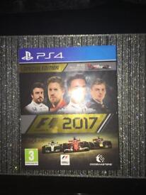 PS4- F1 2017 Special Edition