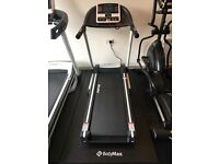 Bodymax T70 HR Folding Treadmill - Ex Showroom Model - Fantastic Condition