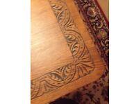 Oak Antique Gate Leg Table