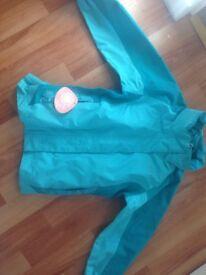 Brand new girls regatta jacket age 3-4