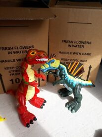 dinosaur bundle Imaginext toys