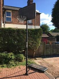 Full Size Stand-alone Basketball Hoop