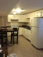 2 bedroom legal suite easy access to UofS