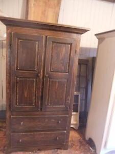 armoire 2 porte a partir de 275,,,meuble sur mesure disponible