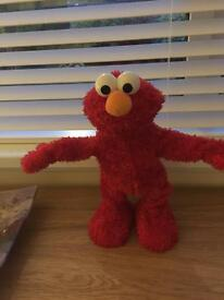 Elmo Talking/Dancing Character