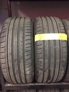 245/35R20 Dunlop Sport Maxx RUN FLAT  BMW Porsche Mercedes Lexus Infiniti Audi
