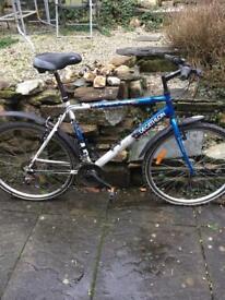 Decathlon Rockrider bike