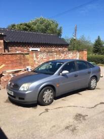 Vauxhall vectra (2005) £850