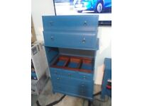 Stag minstral tallboy 7 drawer chest