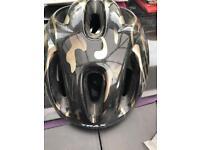 Unisex cycle helmet