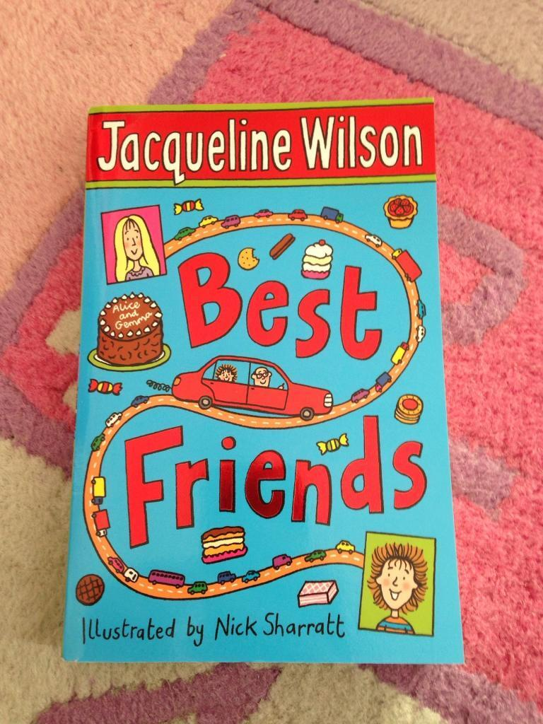 Best friendsin Norwich, NorfolkGumtree - Best friends book by Jacqueline Wilson. In very good condition. Collect from costessey