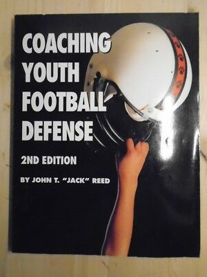 Coaching Youth Football Defense 2nd edition by Reed, John T. (1996) Paperback by