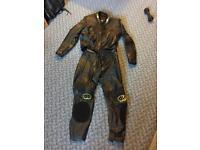 Motorbike leather, size 42