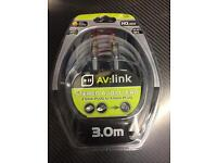 aux cables professional level for iPod iPad phone car etc...