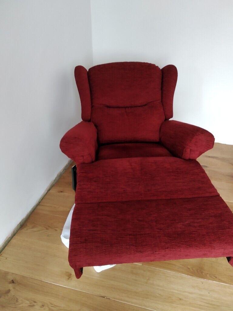 Prime Sherborne Riser Recliner Chair In Buckingham Buckinghamshire Gumtree Creativecarmelina Interior Chair Design Creativecarmelinacom