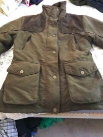 Sherwood ladies coat