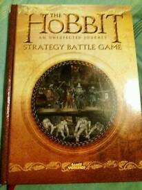 Games Workshop The hobbit unexpected journey strategy battle book