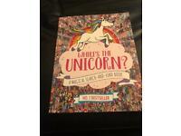 Where's the Unicorn? New book
