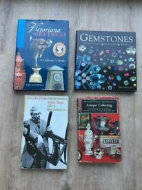 Reference antiques books - 4