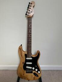 Squire Stratocaster - loads of upgrades