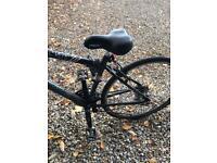 Mongoose Cross Bike