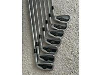 Taylormade mc forged irons 4-PW