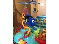 Bright Starts Finding Nemo Baby Jumper