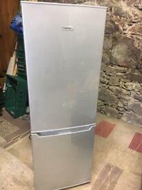 Silver Fridge Freezer 60/40