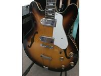 Epiphone Casino with hard case - electric guitar *TRADES*