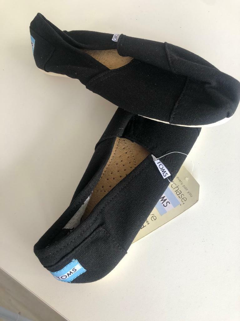 promo code 00986 22ddf Toms shoes size 42 | in Canton, Cardiff | Gumtree