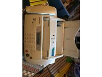 Samsung fax/phone/photo copier